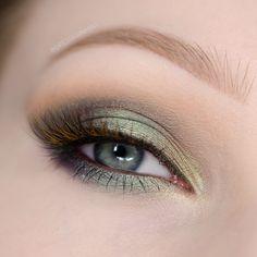 russet feather Makeup Tutorial - Makeup Geek