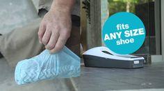 E Z Floor Guards | The Modern, Economic Alternative to Shoe Covers