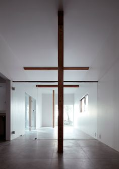 makoto yamaguchi design: hanegi g house