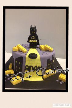Batman Lego cake #batmanlegocake #batman #legocake #lego #batmancake @dede_aphro