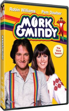 Mork & Mindy, one of my favorite shows!