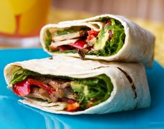 10 Vegan Wraps