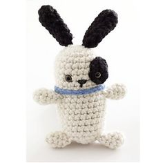 Ravelry: Amigurumi Puppy / Happy Puppy pattern by Lion Brand Yarn