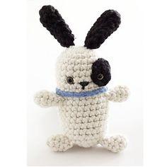 Ravelry: Amigurumi Puppy / Happy Puppy pattern by Lion Brand Yarn