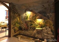 Galería de símbolos pared galería de símbolos Fries dekorfries pintor galería de símbolos floral hibiskusblüte XXL