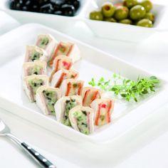 Plněný hermelín Sushi, Cooking Recipes, Ethnic Recipes, Food, Cooker Recipes, Chef Recipes, Meals, Yemek, Recipes