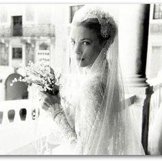 Grace Kelly ~ April 19, 1956.