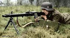 MG42 operator.