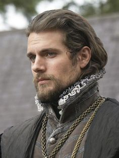 "Henry Cavill on ""The Tudors"" season 4 episode stills"