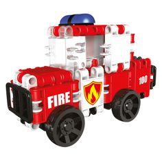 Fire Brigade small car Small Cars, Fire, Squad, Tutorials, Classroom, Miniature Cars
