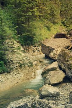 #nature #mountains #Bieszczady  Feel Like a #River by *outskywalker on deviantART