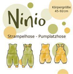 Strampelhose Ninio Freebook