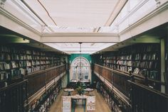 An interview with James Daunt about his bookshop on Marylebone High Street. Continue reading →