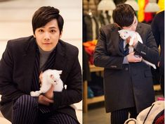 Lee Hong Ki shares his diary from the 'Bride of the Century' set