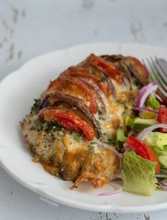 Ratatouille, Mozzarella, Ethnic Recipes, Food, Essen, Meals, Yemek, Eten