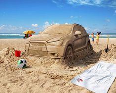 Mitsubishi ASX reklamı by Francois Veraart | Ulugöl Otomotiv Mitsubishi sayfası: http://www.ulugol.com.tr/Mitsubishi.aspx