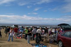 Sully Car Boot by the sea CF64 5SP
