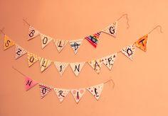 születésnapi buli dekoráció saját kézzel