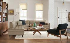 Edwin Chair - Chairs - Living - Room & Board