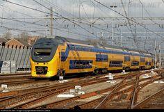 RailPictures.Net Photo: Nederlandse Spoorwegen NS, VIRM Regiorunner at Utrecht, Netherlands by ARTEMIS KLONOS