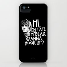 American Horror Story: Tate iPhone & iPod Case