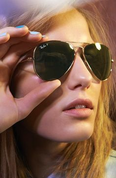 Ray-Ban 'Original Aviator' Polarized