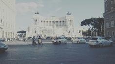 Traffic. Rome. <3.