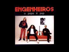 CD COMPLETO Engenheiros do Hawaii - O Papa É Pop [1990]