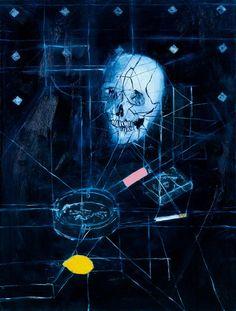 Art is a Feeling - everythingstarstuff:   Damien Hirst