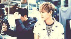 Chanyeol & Baekhyun | We Heart It