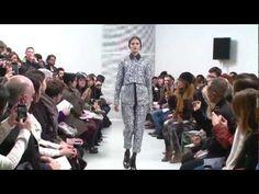 Défilé Corrado De Biase, Paris Fashion Week, automne-hiver 2012-2013