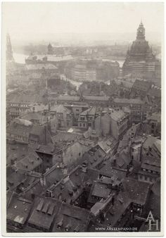 Dresden Bombing, Alter, Paris Skyline, Germany, Exterior, City, Travel, Beautiful, Ww2