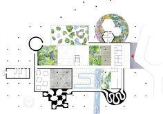 "Bustler: Kuehn Malvezzi's winning team design for an ""Insectarium"" in Montreal"