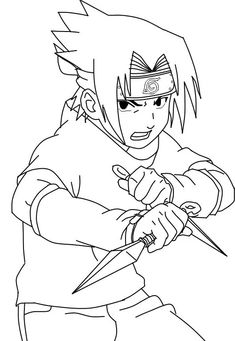 20 Desenhos do Naruto para Colorir e Imprimir - Online Cursos Gratuitos Naruto Uzumaki, Manga Naruto, Naruto Art, Boruto, Naruto Drawings Easy, Easy Drawings, Goku Drawing, Manga Drawing, Wallpaper Naruto Shippuden