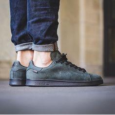 Adidas Australia Originals Stan Smith CF Core negro Trainers zapatos