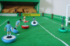 Beautiful Games: Subbuteo memories by Terry Lee