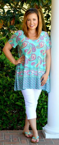Perfectly Priscilla Boutique - Never Look Back Top, $36.00 (http://www.perfectlypriscilla.com/never-look-back-top/)
