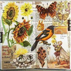 natur drawings Super a level art sketchbook inspiration fashion design ideas Art Du Collage, Collage Artists, Art Collages, Kunstjournal Inspiration, Sketchbook Inspiration, Sketchbook Ideas, Kunst Inspo, Art Inspo, Portfolio D'art