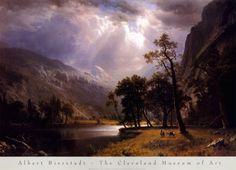 Semicúpula, valle de Yosemite Lámina