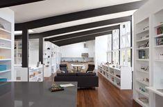 klopf architecture submerges net-zero energy home in ground