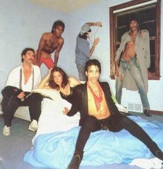 Prince & The Revolution (early 80s)