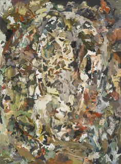 Cecily Brown B. 1969 UNTITLED signed and dated 07-08 on the reverse oil on linen