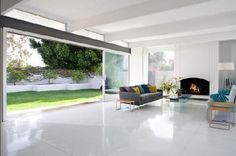 Architectural classic built in the 1960s by renowned architect Richard Dorman.