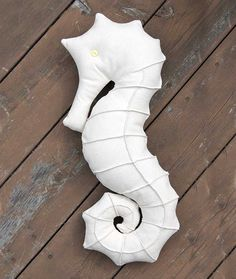 stuffed seahorse pattern - Google Search