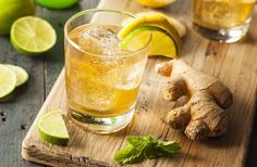 Ginger Beer: You Can Fight Cancer, Stomach Issues And Arthritis - http://www.alternativecure.net/ginger-beer-you-can-fight-cancer-stomach-issues-and-arthritis/