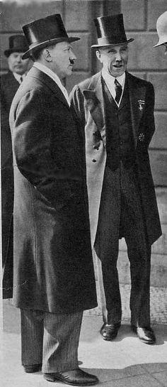 Hitler and Von Papen