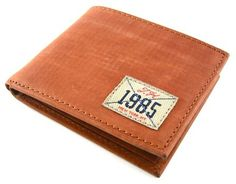 Tommy Hilfiger Wellford Tan Passcase Billfold Wallet - Tommy Hilfiger Wallets - Designer Wallets