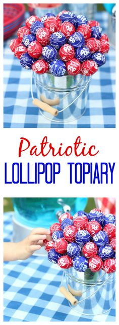 Make a Lollipop Topi