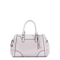 LUDOVICA - BAULETTO   #spring #woman #collection #bag #white #carpisa