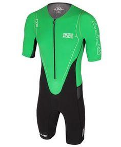 HUUB DS Long Course Triathlon Suit Green